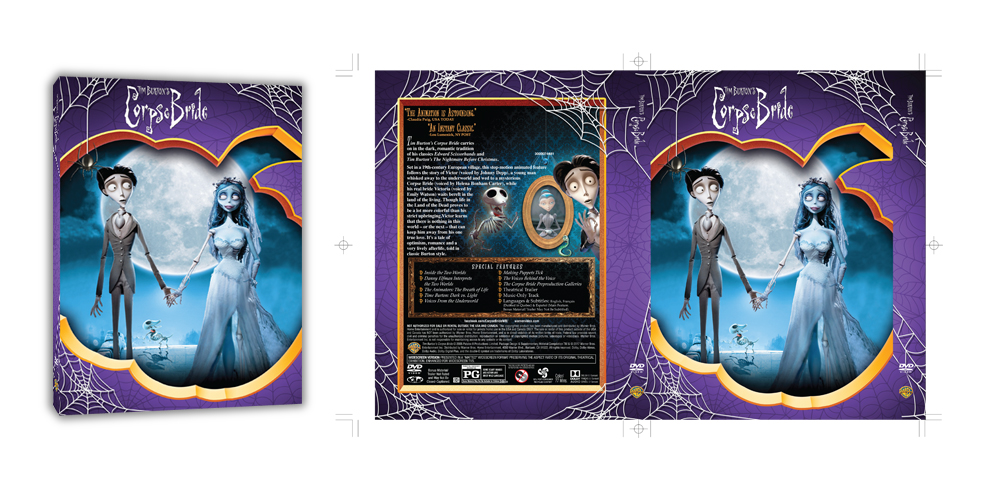 Corpse Bride Skew and Mechanical